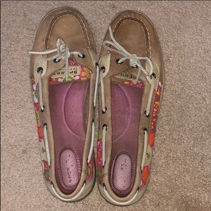 Sperry Boat Shoes size 10